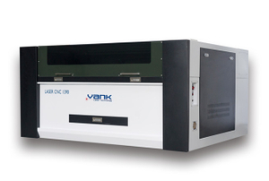 VankCut-1390 CO2 laser cutting machine for acrylic wood