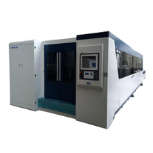 V-3015FC Fiber Laser Cutting Machine With Exchange Table
