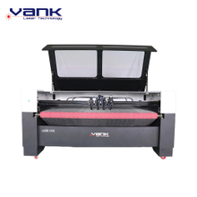 VankCut-1810 Auto Feeding Fabric Laser Cutting Machine For Cloth