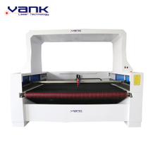 VankCut-CCD Fabric Laser Cutting Machine With CCD Camera
