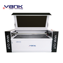 VankCut-1610 CO2 laser cutting machine for acrylic wood pvc paper