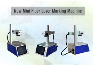 Vanklaser new fiber laser marking machine