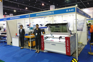 Vanklaser Yiwu Engraving Cutting and Laser Equipment Expo